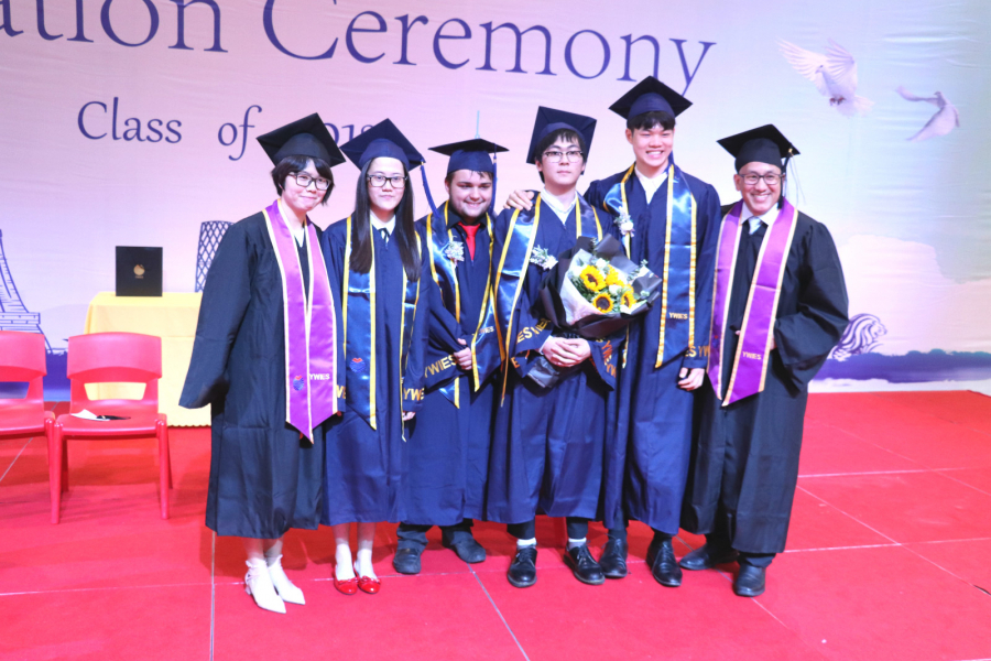 Dialogue with Yew Wah Graduates on Applying to US Universities and  Adapting to Life There