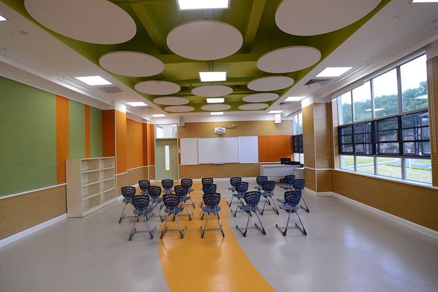 Campus & Facilities - Yew Wah International Education School